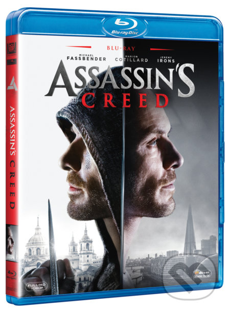 Assassin\'s Creed BLU-RAY
