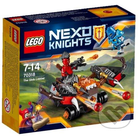 LEGO Nexo Knights 70318 Glob Lobber -