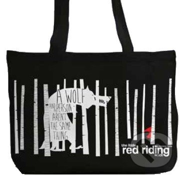 The Little Red Riding Hood (Tote Bag) -