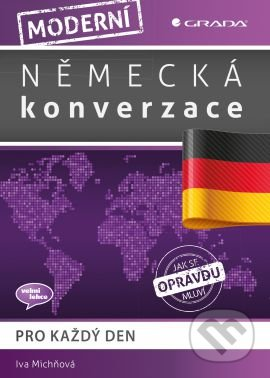 Moderní německá konverzace - Iva Michňová