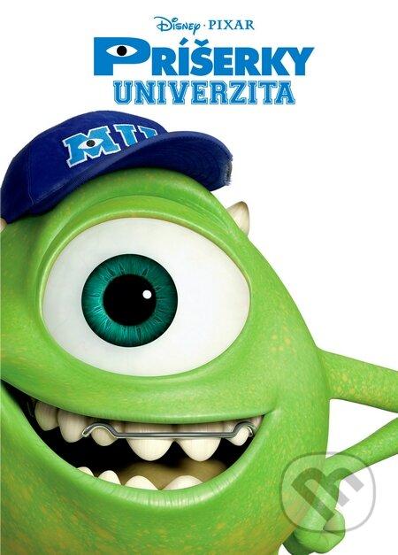 Príšerky: Univerzita DVD