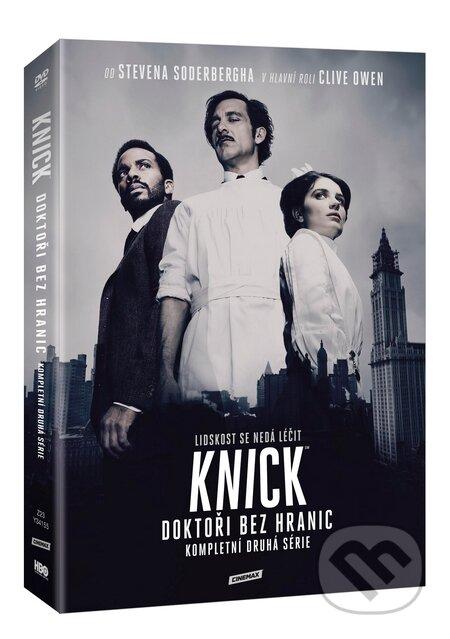 Knick: Doktoři bez hranic 2. série (VIVA balení) DVD