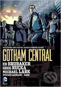 Gotham Central Omnibus - Greg Rucka, Ed Brubaker