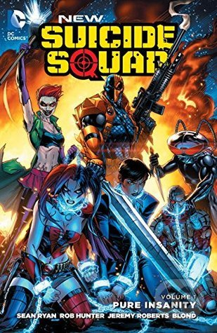 New Suicide Squad: Pure Insanity - Sean Ryan