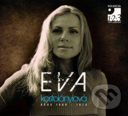 Eva Kostolanyiová: Opus 1969-1975 - Eva Kostolanyiová