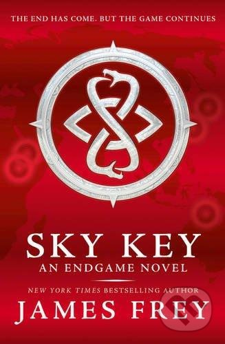 Endgame: Sky Key - James Frey, Nils Johnson-Shelton