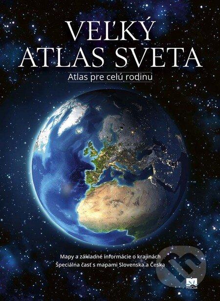 Veľký atlas sveta - Kolektív autorov