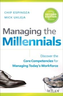 Managing the Millennials - Chip Espinoza