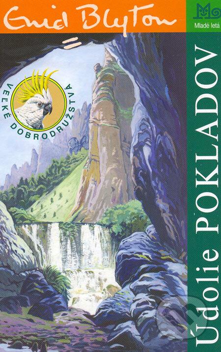 Údolie pokladov - Enid Blyton