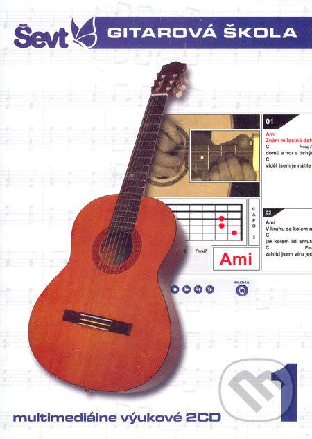 Gitarová škola 1 -
