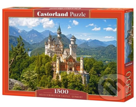 Neuschwanstein Castle, Germany -