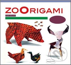 Zoorigami (český jazyk) - Didier Boursin