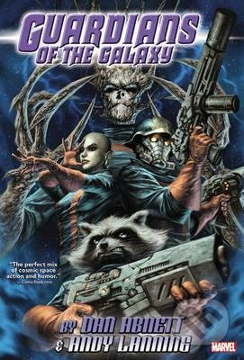 Guardians of the Galaxy - Dan Abnett, Andy Lanning