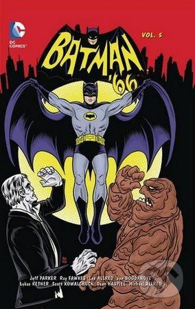Batman \'66 (Volume 5) - Jeff Parker