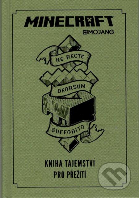 Minecraft - Kniha tajemství pro přežití - Mojang