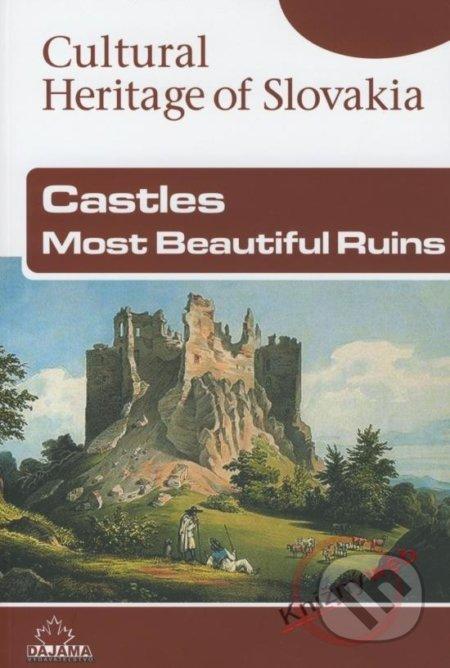 Castles Most Beautiful Ruins - Cultural Heritage of Slovakia - Jaroslav Nešpor, Daniel Kollár
