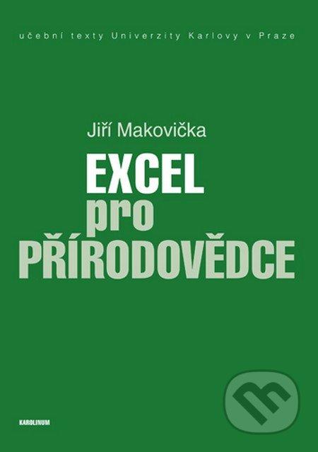 Excel pro přírodovědce - Jiří Makovička