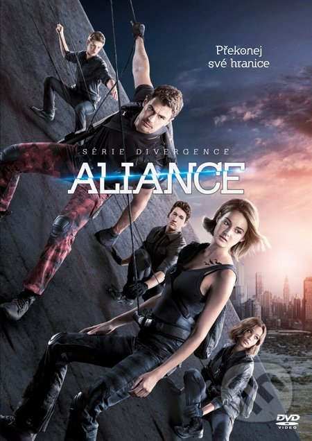 Série Divergence: Aliance DVD