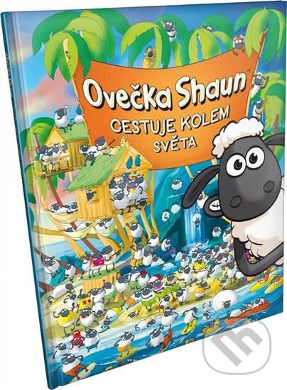 Ovečka Shaun cestuje kolem světa -