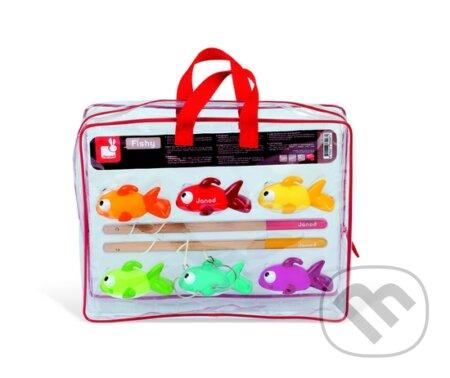 Fishing game rybičky2 -