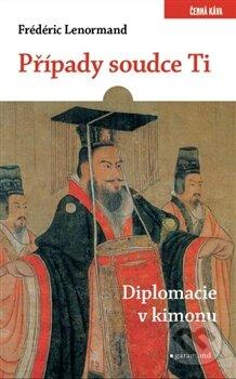 Diplomacie v kimonu - Frédéric Lenormand