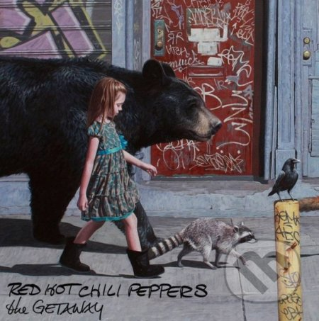 Red Hot Chili Peppers: The Getaway LP - Red Hot Chili Peppers