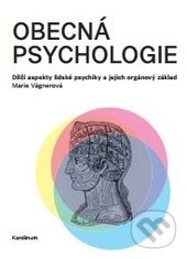 Obecná psychologie - Marie Vágnerová