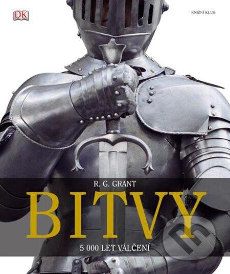 Bitvy: 5000 let válčení - G.R. Grant