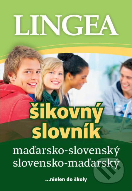 Maďarsko-slovenský a slovensko-maďarský šikovný slovník -