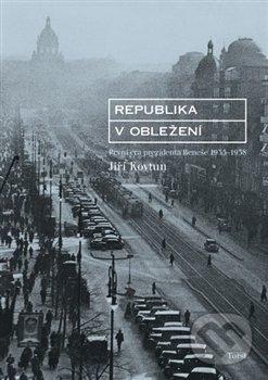 Republika v obležení - Jiří Kovtun