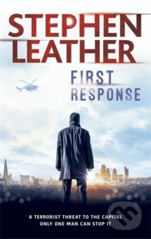 First Response - Stephen Leather