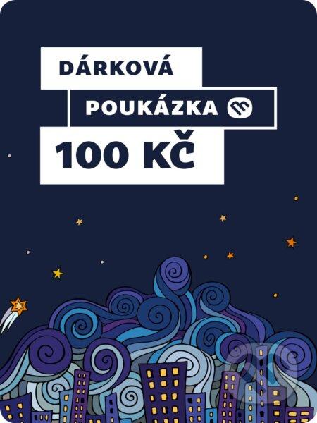 Dárkova poukázka - 100 Kč -