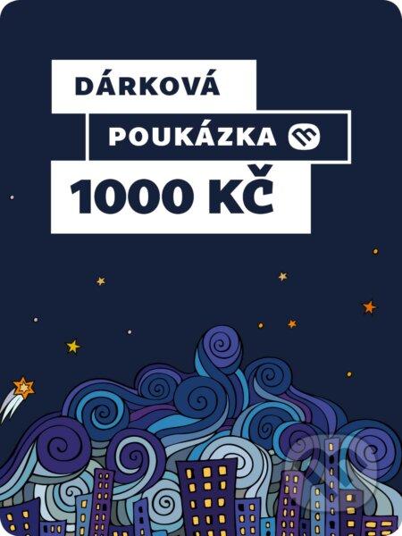 Dárkova poukázka - 1000 Kč -