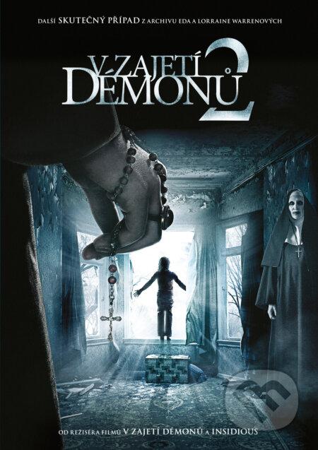 V zajetí démonů 2. DVD