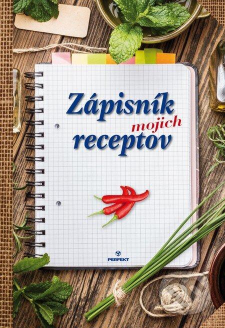 Zápisník mojich receptov -