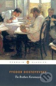The Brothers Karamazov - Fjodor Michajlovič Dostojevskij
