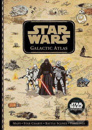 Star Wars: Galactic Atlas -