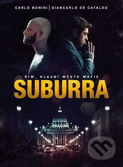 Suburra - Carlo Bonini, Giancarlo de Cataldo