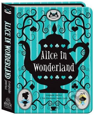 Alice in Wonderland - Moiz Martinez