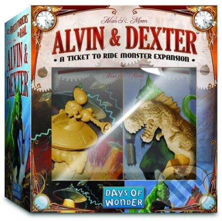 Ticket to Ride: ALVIN & DEXTER -