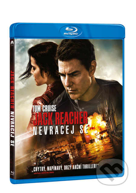 Jack Reacher: Nevracej se BLU-RAY