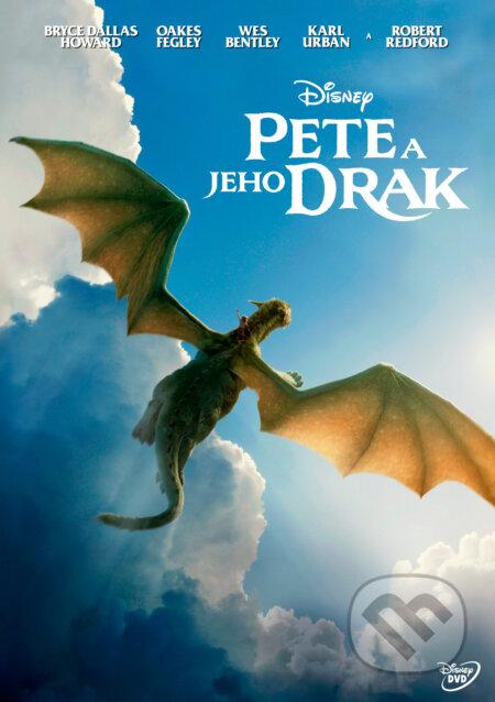Pete a jeho drak DVD