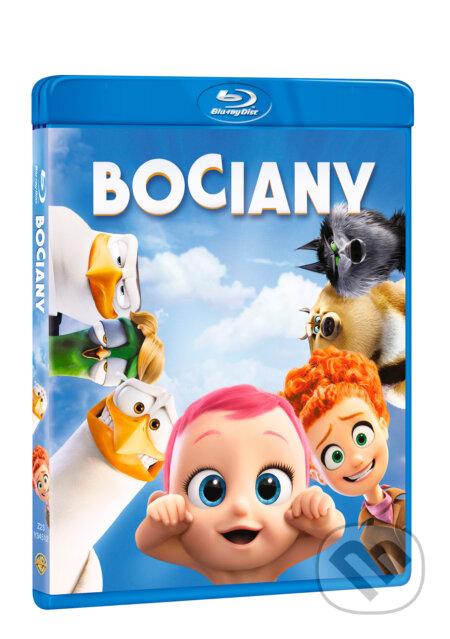 Bociany BLU-RAY
