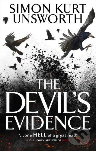 The Devil\'s Evidence - Simon Kurt Unsworth