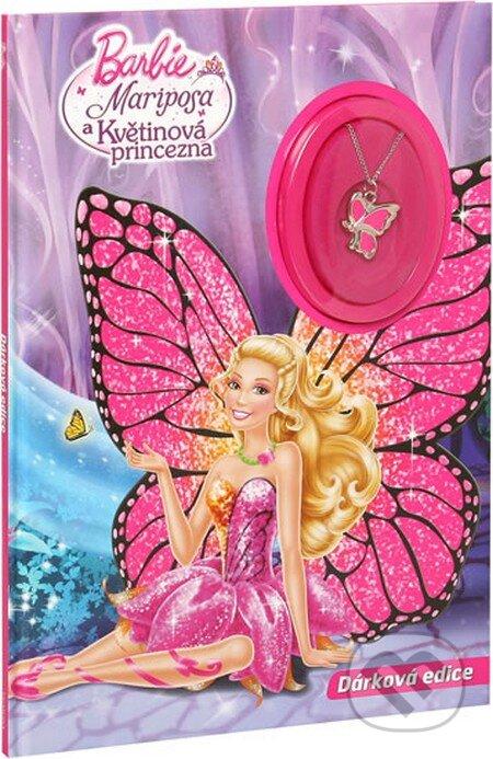 Barbie s hračkou -
