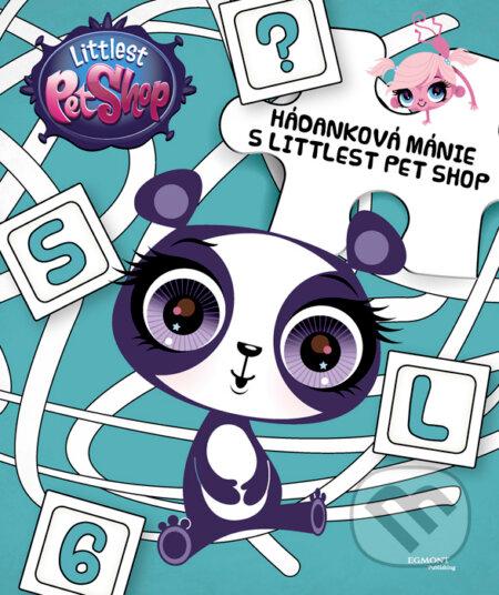 Littlest Pet Shop: Hádanková mánie -