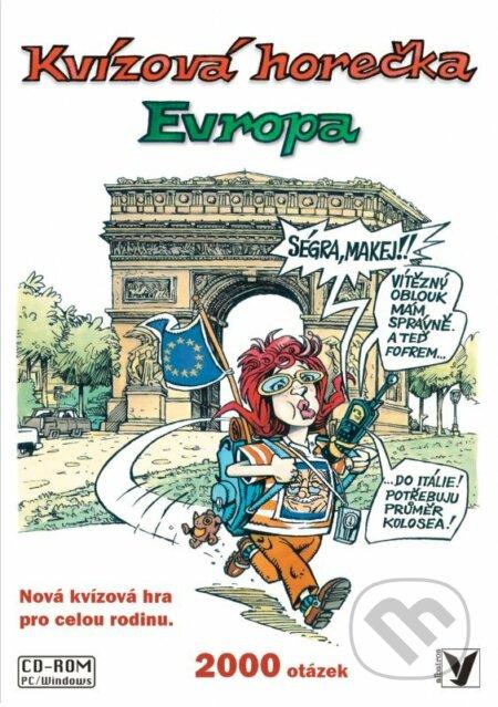 Kvízová horečka: Evropa -
