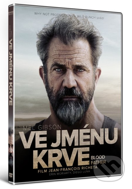 Ve jménu krve DVD