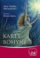 Karty Bohyně (kniha) - Amy Sophie Marashinsky