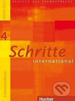 Schritte international 4: Lehrerhandbuch -